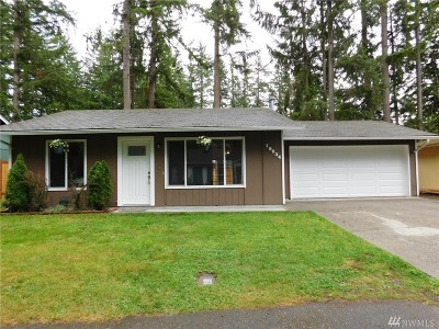 Single Family Home For Sale: 19634 SE 259th St