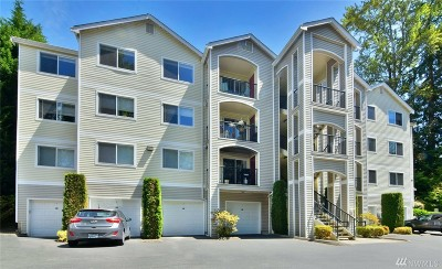 Bothell Condo/Townhouse For Sale: 10721 Valley View Rd #B301