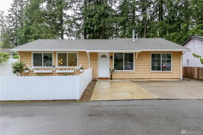 Covington Single Family Home For Sale: 26653 Timberlane Dr SE