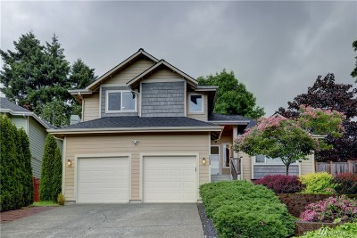 Federal Way Single Family Home For Sale: 2533 S 354th St