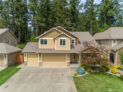 Spanaway Single Family Home Contingent: 603 182nd St E