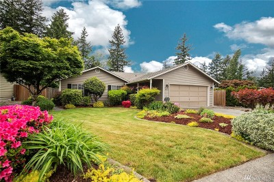 Federal Way Single Family Home For Sale: 35711 23rd Place S