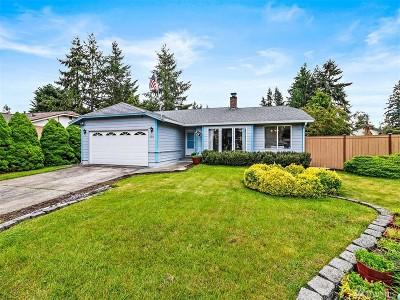Tacoma Single Family Home For Sale: 2814 147th St E
