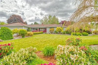 Olympia Single Family Home For Sale: 2815 45th Lp SE