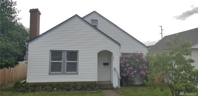 Chehalis Single Family Home For Sale: 131 SW Cascade Ave