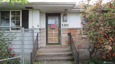 Fife Single Family Home For Sale: 5215 N Levee Rd E
