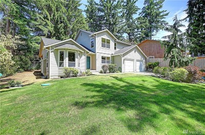 Camano Island Single Family Home For Sale: 349 Selkirk Dr