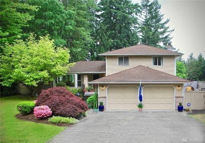Bonney Lake Single Family Home For Sale: 8211 179th Ave E
