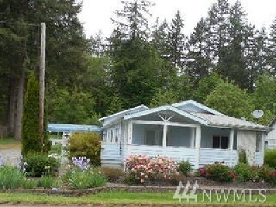 Shelton Single Family Home For Sale: 1023 S 7th St