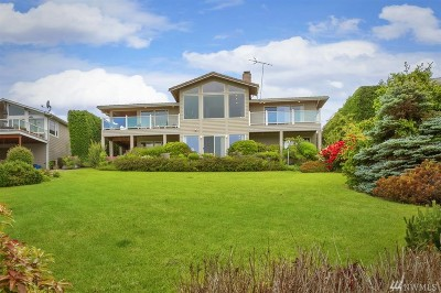 Port Ludlow WA Single Family Home For Sale: $635,000