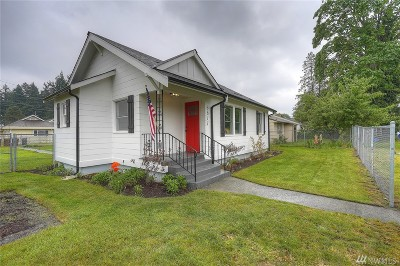 Tacoma Single Family Home For Sale: 6611 S Gove St
