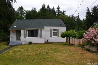 Everett Single Family Home For Sale: 5820 Fleming St
