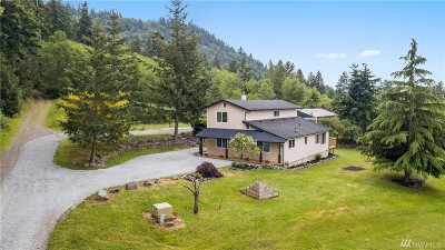 Skagit County Single Family Home For Sale: 2578 E Blackburn Rd