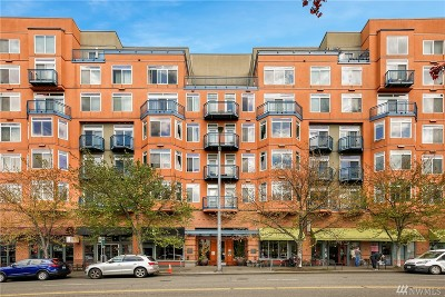 Seattle Condo/Townhouse For Sale: 2415 2nd Ave #732