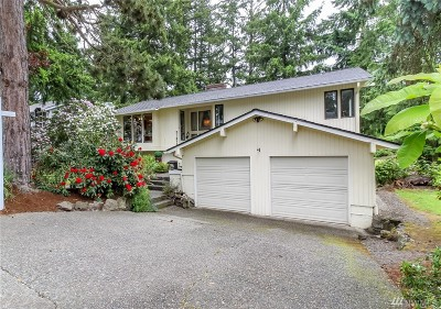 King County Single Family Home For Sale: 31972 36th Ave SW