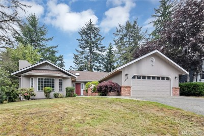 Lynnwood Single Family Home For Sale: 1819 181st Place SW