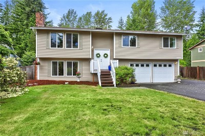Woodinville Single Family Home For Sale: 23832 57th Ave SE