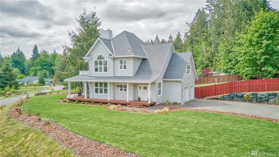 Olympia Single Family Home For Sale: 4421 74th Ave SE