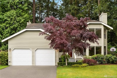 Bothell Single Family Home For Sale: 2416 243rd Place SE
