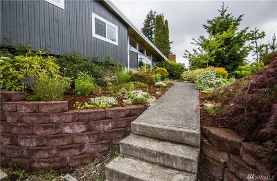Everett Single Family Home For Sale: 8720 Whitechuck Dr