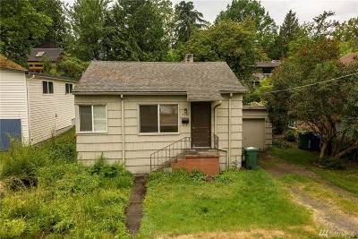 Seattle Single Family Home For Sale: 7337 23rd Ave NE
