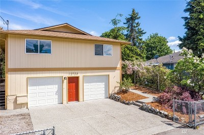 Seattle WA Single Family Home For Sale: $500,000