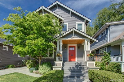 Seattle Single Family Home For Sale: 2019 25th Ave E