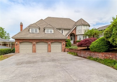 Woodinville Single Family Home For Sale: 20820 NE 141st St
