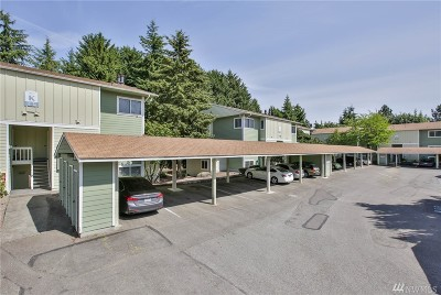 King County Condo/Townhouse For Sale: 2417 S 222nd St #K-81