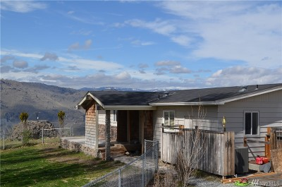 Orondo Single Family Home For Sale: 375 McNeil Canyon Rd
