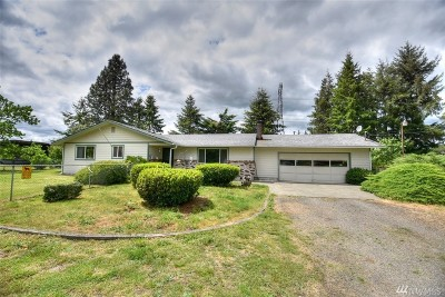 Single Family Home For Sale: 3025 Goddard Rd SW