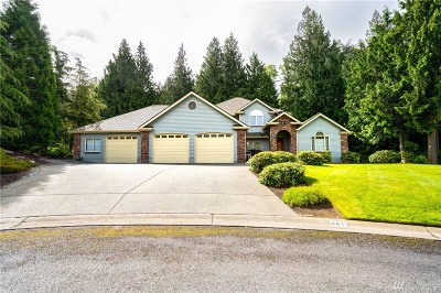 Anacortes Single Family Home Pending: 4819 Green Hills Ct