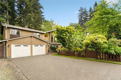 Bothell Single Family Home For Sale: 2319 168th St SE