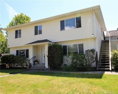 Everett Condo/Townhouse For Sale: 2102 Highland Ave #B