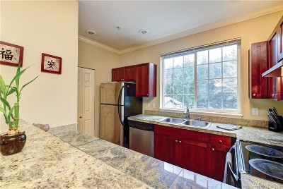 Sammamish Condo/Townhouse For Sale: 25025 SE Klahanie #L205