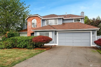 King County Single Family Home For Sale: 20425 96th Wy S