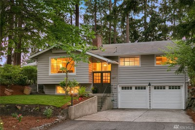 Bellevue Single Family Home For Sale: 10417 SE 19th St