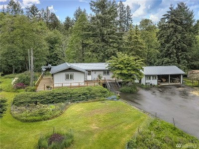 Tenino Single Family Home Pending: 19850 Steelhead Ct SE