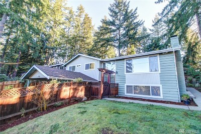 Shoreline Single Family Home For Sale: 19418 10th Ave NE