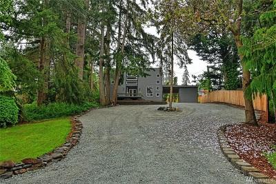 Camano Island Single Family Home For Sale: 1606 Lake Drive