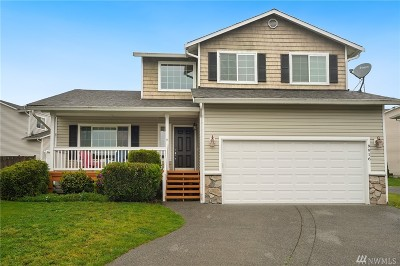 Everett Single Family Home For Sale: 9916 28th Dr SE