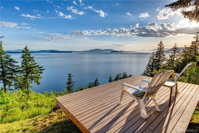Single Family Home For Sale: 13325 Chuckanut Mountain Dr