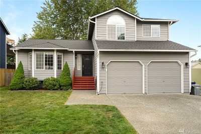 Lake Stevens Single Family Home For Sale: 410 87th Ave SE