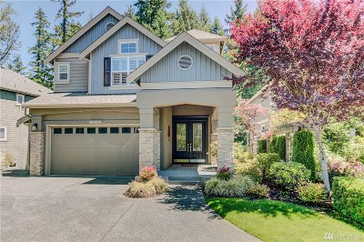 Sammamish Single Family Home For Sale: 3030 259th Ct SE
