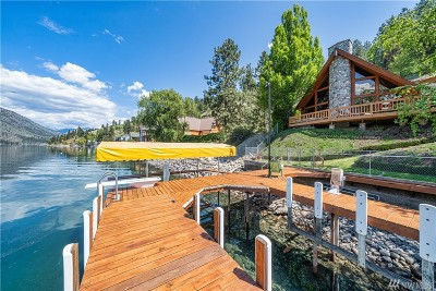 Chelan County, Douglas County Single Family Home For Sale: 83 Helios Hills Lane