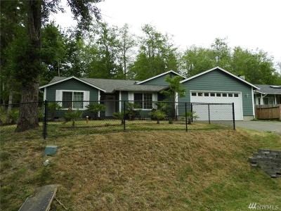 Olympia Single Family Home For Sale: 2244 Westwind Dr NW