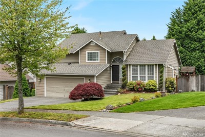 Bothell Single Family Home For Sale: 12220 NE 168th Place