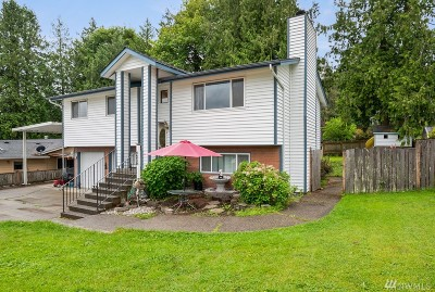 Lake Stevens Single Family Home For Sale: 2218 Lundquist Lane