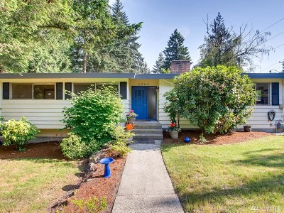 Bellevue Single Family Home For Sale: 2904 128th Ave SE