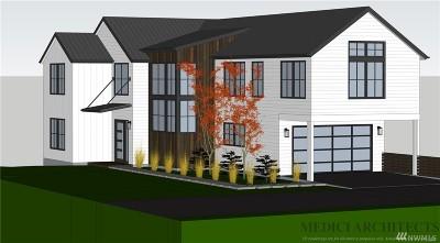 Mercer Island Single Family Home For Sale: 4111 83rd Ave SE